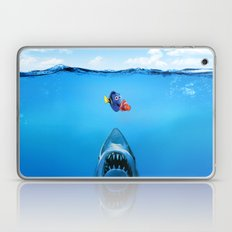 Shark Attack Nemo Laptop & iPad Skin