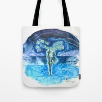FOREVER - night Tote Bag