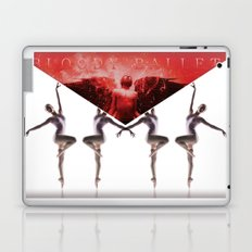 envelope bloody ballet Laptop & iPad Skin