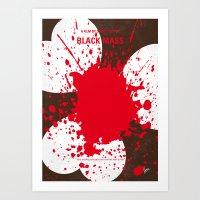 No471 My Black Mass Mini… Art Print