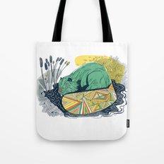 The Beaver Tote Bag