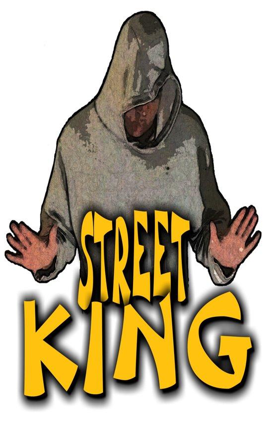 STREET KING  Art Print