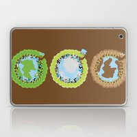 1st World: 2nd World: 3rd World Laptop & iPad Skin