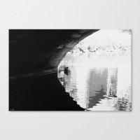 Under The Bridge #5 Canvas Print