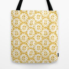 Bee Charmer Tote Bag