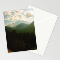 rainier . holga Stationery Cards
