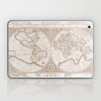 Terra in Tan Laptop & iPad Skin