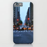 Nightfall In New York iPhone 6 Slim Case