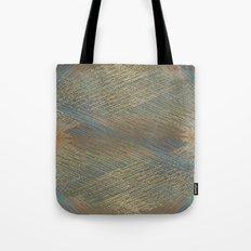 Digital lines pattern Tote Bag