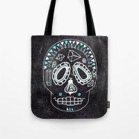 BEESKULL Tote Bag