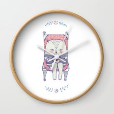 my favourite chair Wall Clock