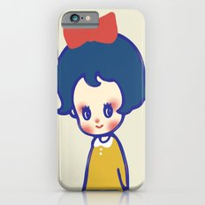 a little girl  iPhone 6 Slim Case