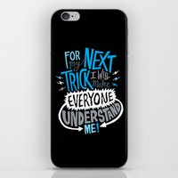 My Next Trick iPhone & iPod Skin