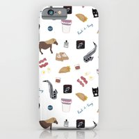 iPhone Cases featuring parks & recreation by Maya Bee Illustrations
