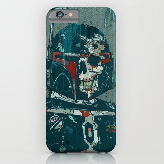 Fett iPhone & iPod Case