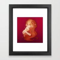 Wrathia Bellarmina Framed Art Print