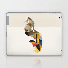 Walking Shadow, Jack Russell Laptop & iPad Skin