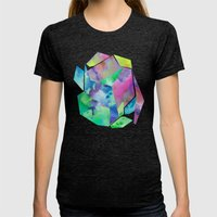 A Need That Moves Me Womens Fitted Tee Tri-Black SMALL