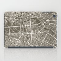 Berlin Map iPad Case