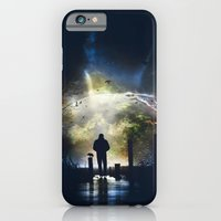 iPhone Cases featuring Melancholia by HappyMelvin