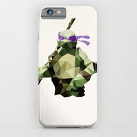 Polygon Heroes - Donatel… iPhone 6 Slim Case