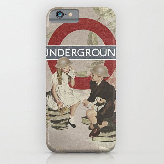 The Underground iPhone & iPod Case