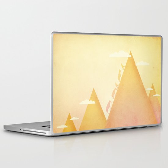 ascent Laptop & iPad Skin