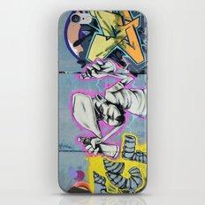 Graffiti artist iPhone & iPod Skin