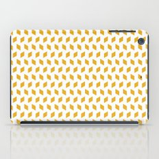 rhombus bomb in mimosa iPad Case