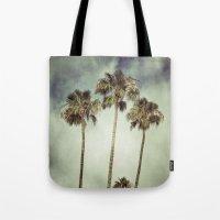Tropic Storm Tote Bag