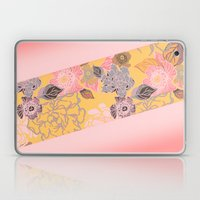 Jungle Blossoms Laptop & iPad Skin