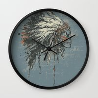 American Heritage (Dark) Wall Clock