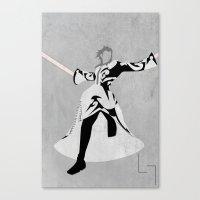 Xemnas Canvas Print