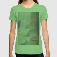 FGV6 Womens Fitted Tee Grass SMALL
