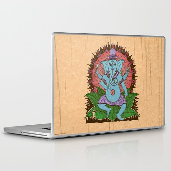 peace ganesh Laptop & iPad Skin