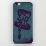 iPhone & iPod Skin featuring Alice In Wonderland by Drew Wallace