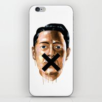 Sorry We're Closed iPhone & iPod Skin