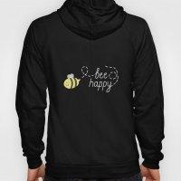 Bee Happy Hoody