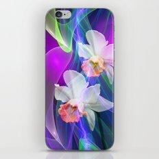 Dreamy Spring With Daffo… iPhone & iPod Skin