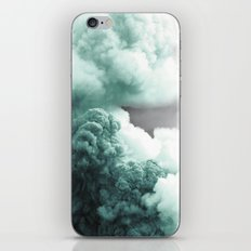 Sea Foam Explosion iPhone & iPod Skin