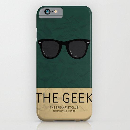 """The Geek"" The Breakfast Club   iPhone & iPod Case"