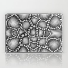 Chaotic Clusters Macro Abstract Laptop & iPad Skin