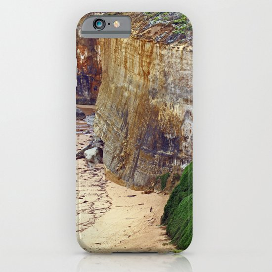 Cliff Hanger iPhone & iPod Case