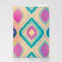 URBAN IKAT Stationery Cards