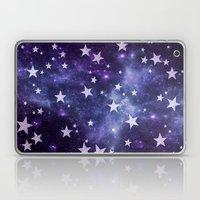 ALL STARS PURPLE Laptop & iPad Skin