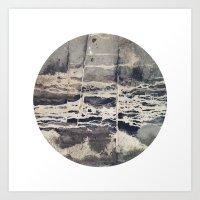 Planetary Bodies - Cemen… Art Print