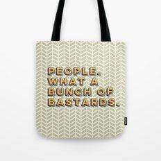 Bastards Tote Bag