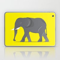Elephant. Laptop & iPad Skin
