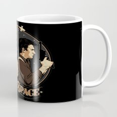 Duel in Space Mug