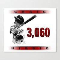 Mr. 3060 Canvas Print